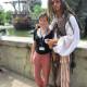 Elodie et Jack Sparrow 1