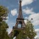 L'impressionnante Tour Eiffel