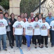 Organisateurs loto Lucas et bénévoles Aladin