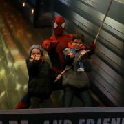 ALEXANDRE avec Spiderman