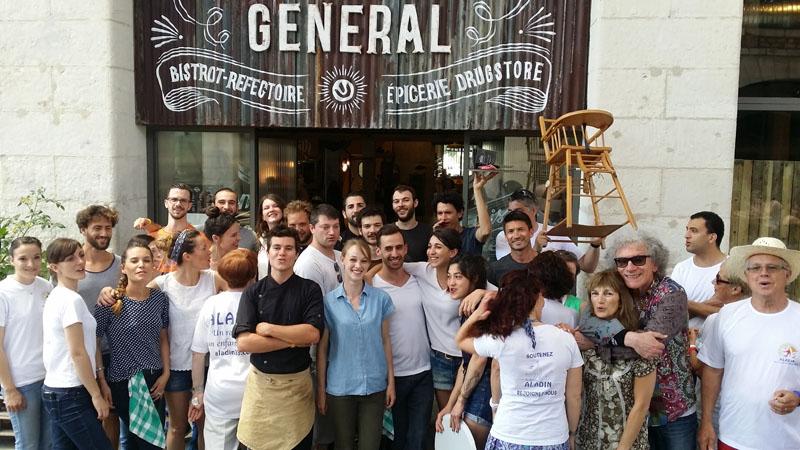 Brunch caritatif magasin g n ral darwin association - Restaurant enfant bordeaux ...