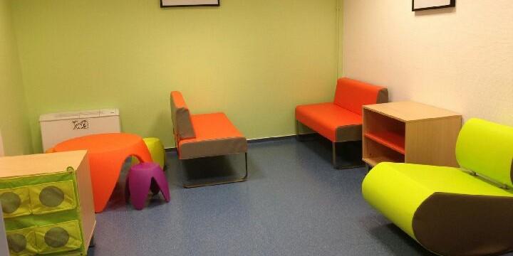 Salle attente Cardiopédiatrie